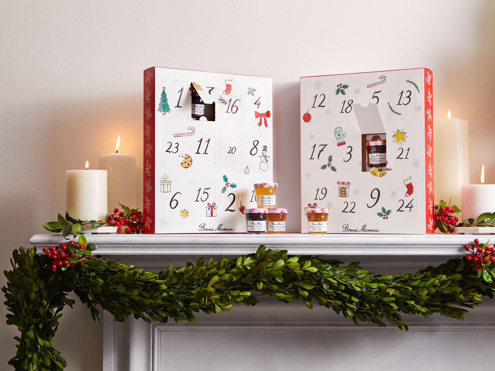 Bonne Maman's Limited Edition 2019 Advent Calendar Has Arrived