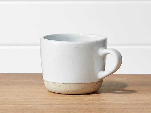 Crate and Barrel Welcome II Mug