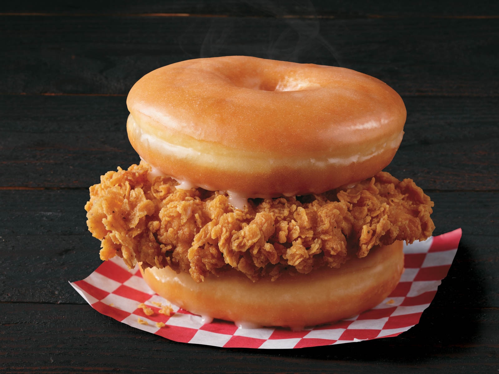 KFC Chicken and Donuts
