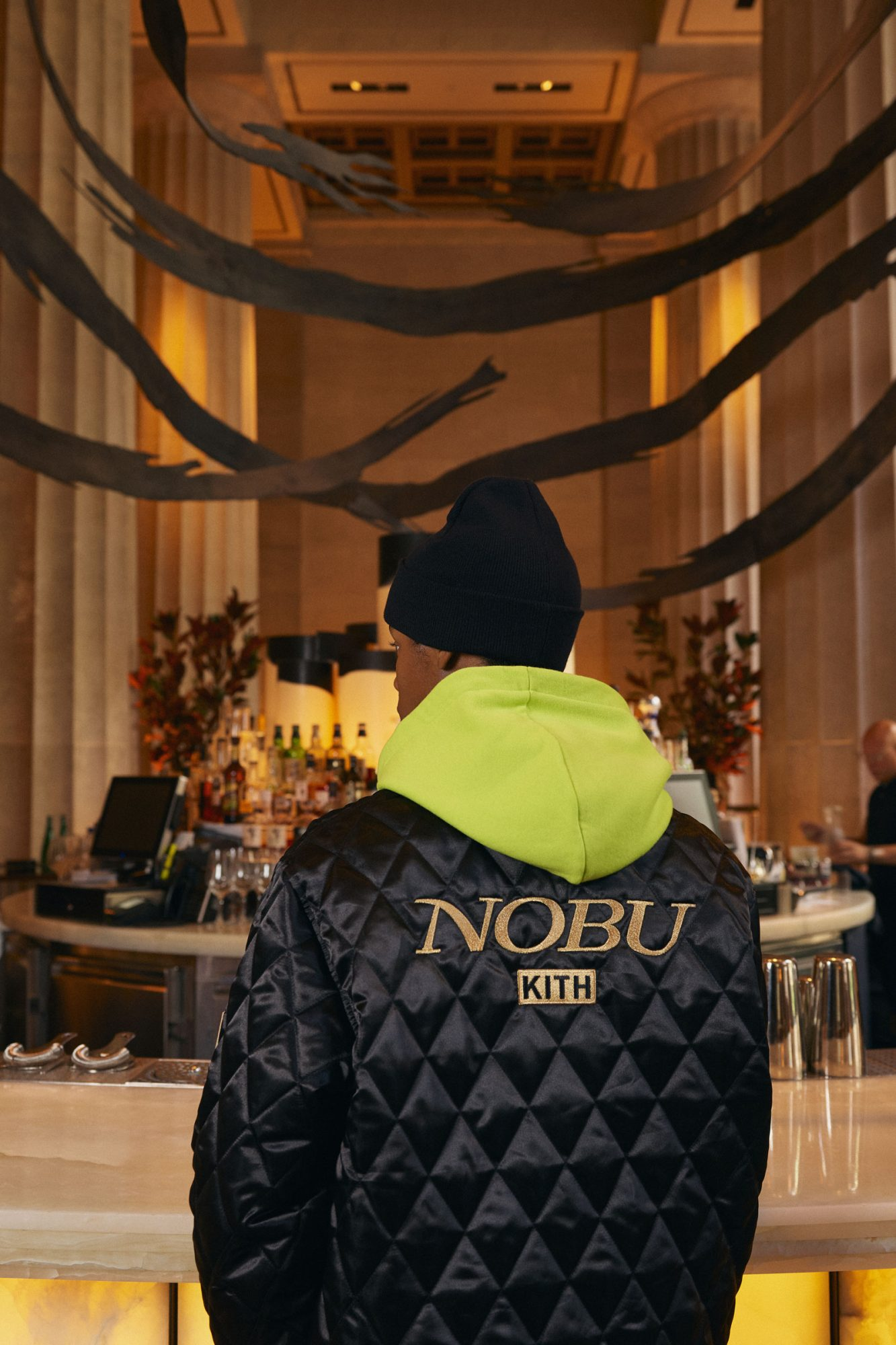Kith and Nobu Capsule Collection