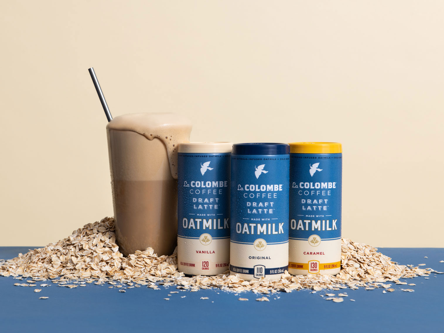 La Colombe's New Canned Oat Milk Lattes Are Another Plant-Based Milk Win