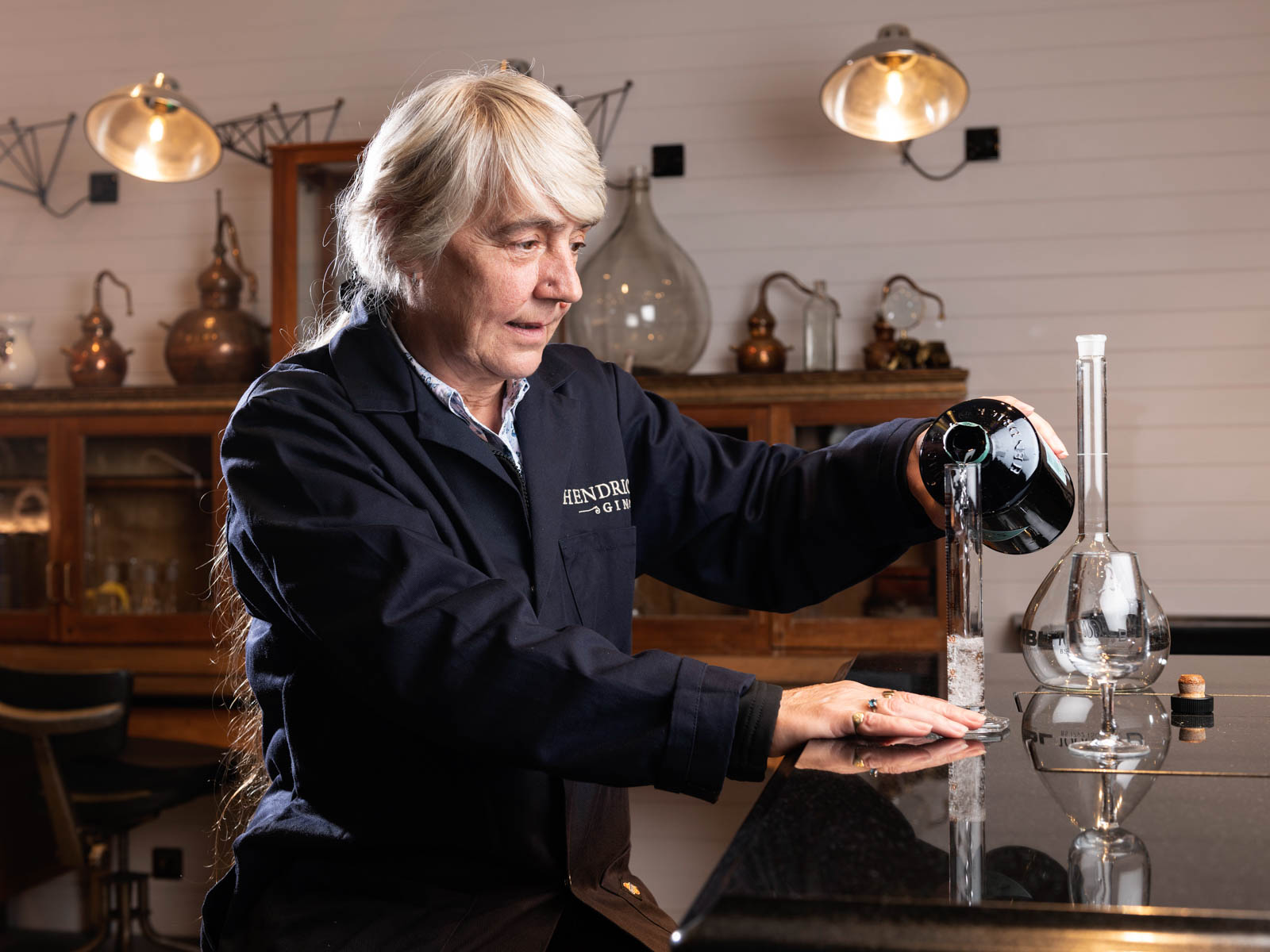 How Hendrick's Master Distiller Lesley Gracie Is Shaping the Future of Gin
