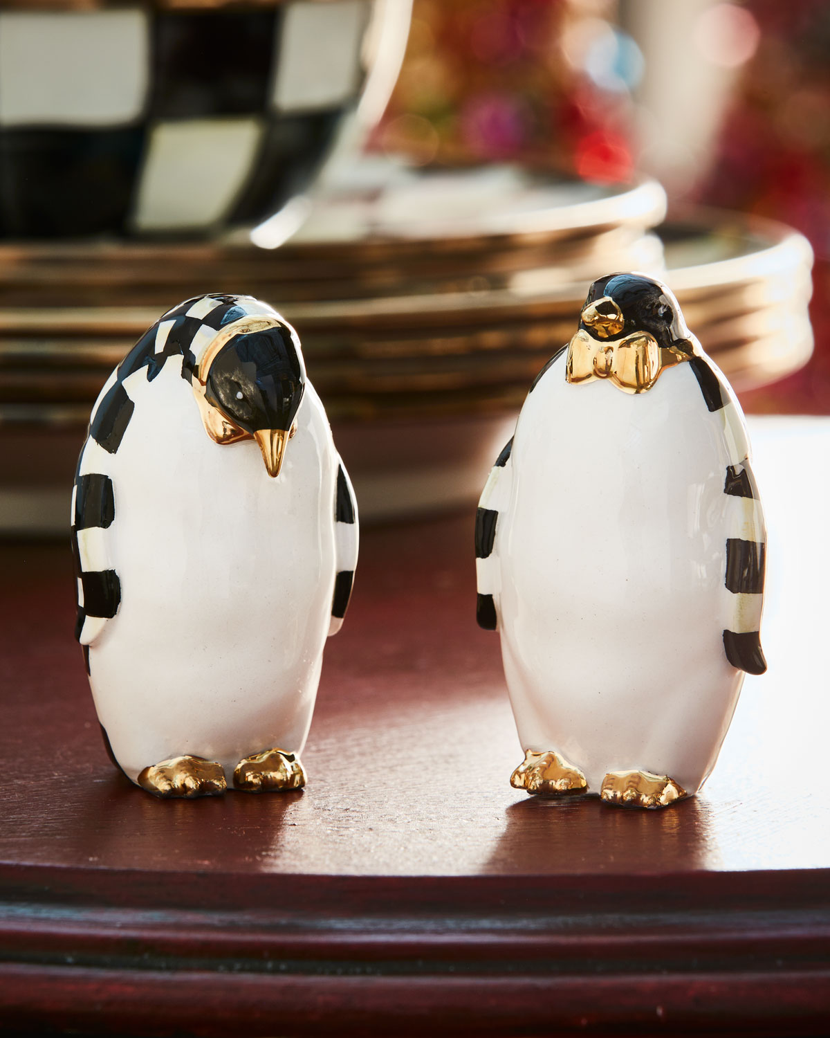Neiman Marcus Salt and Pepper Set