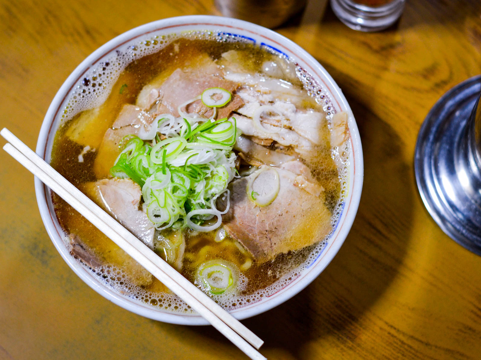 Welcome to the True Ramen Capital of the World