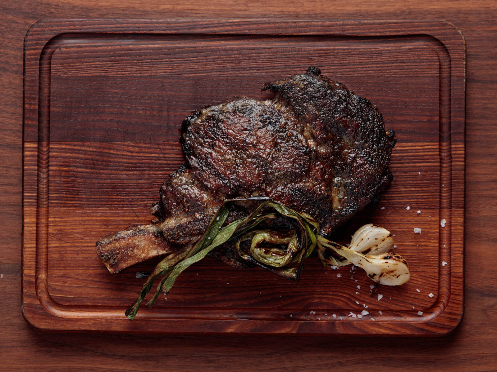 Santuari Dry Aged Bone-In Rib Eye