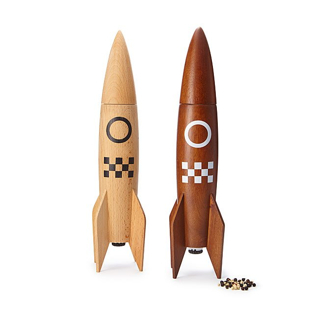 UncommonGoods Salt and Pepper Set