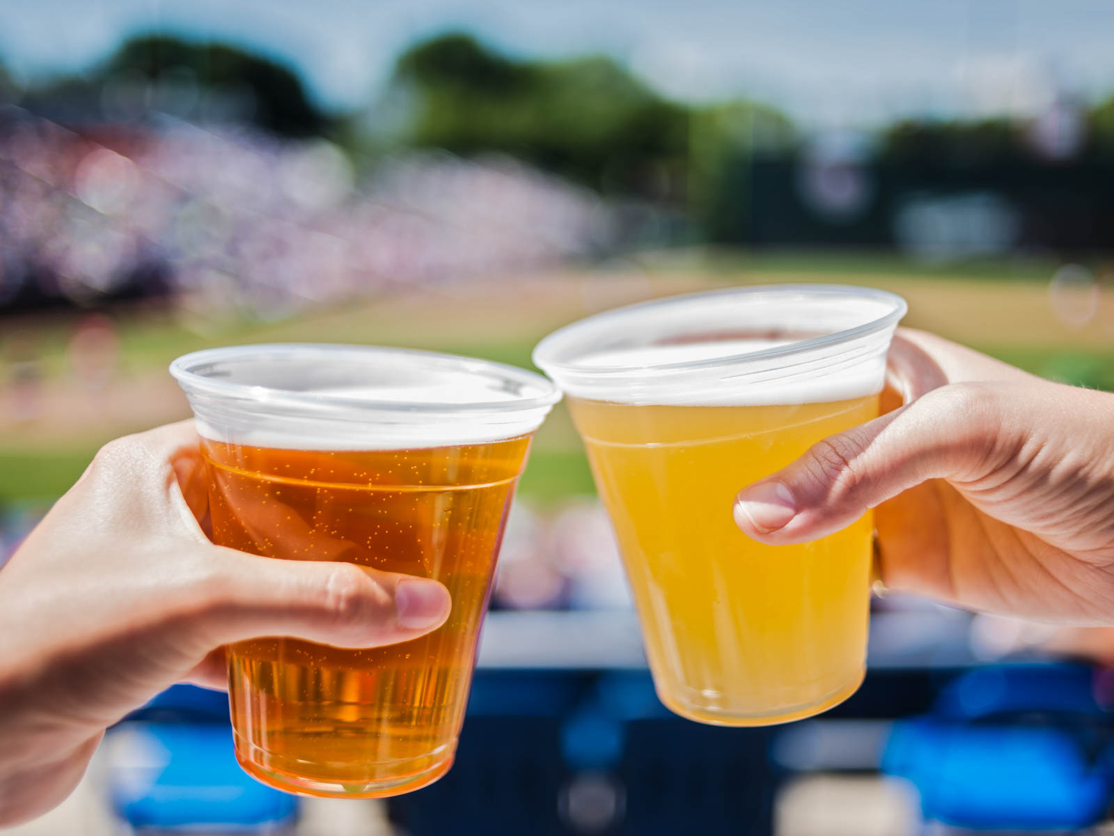 Alcohol at NFL Stadiums