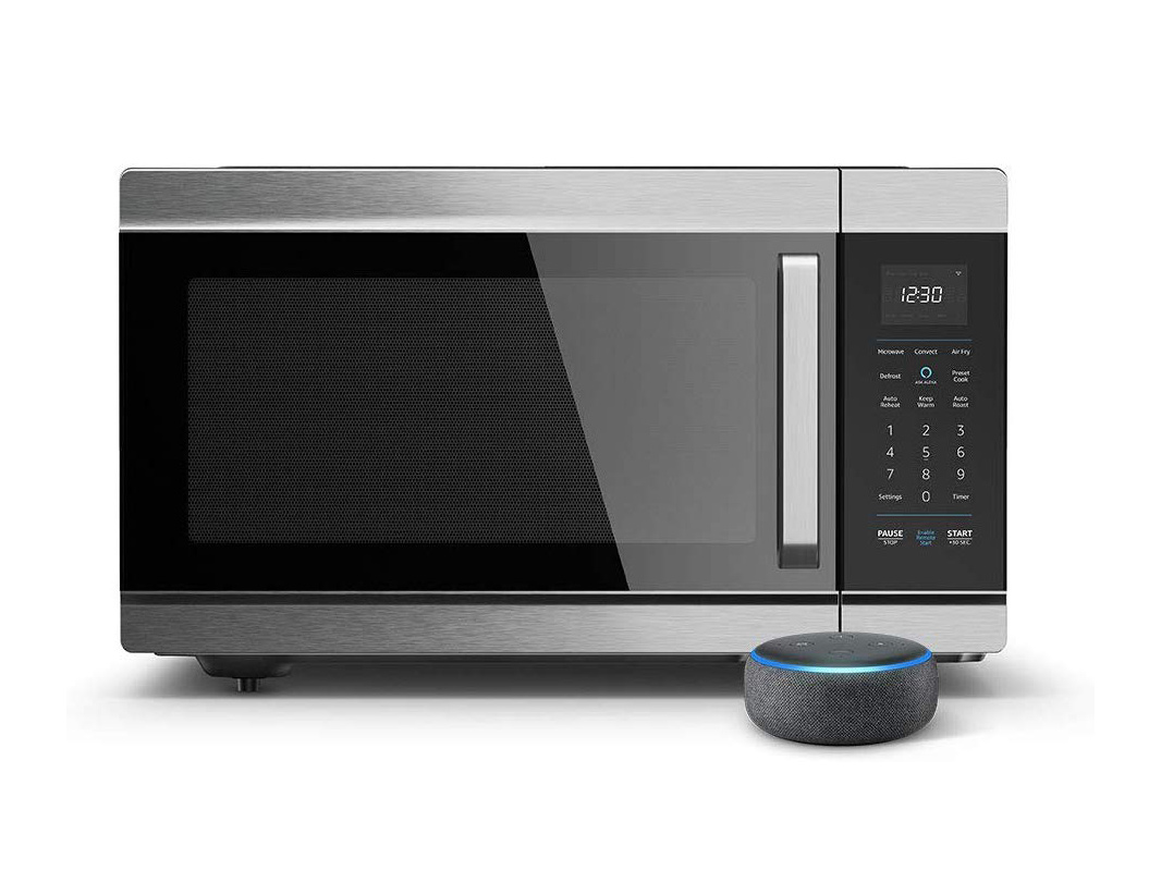 Amazon S New 4 In 1 Smart Oven Is Available For Pre Order