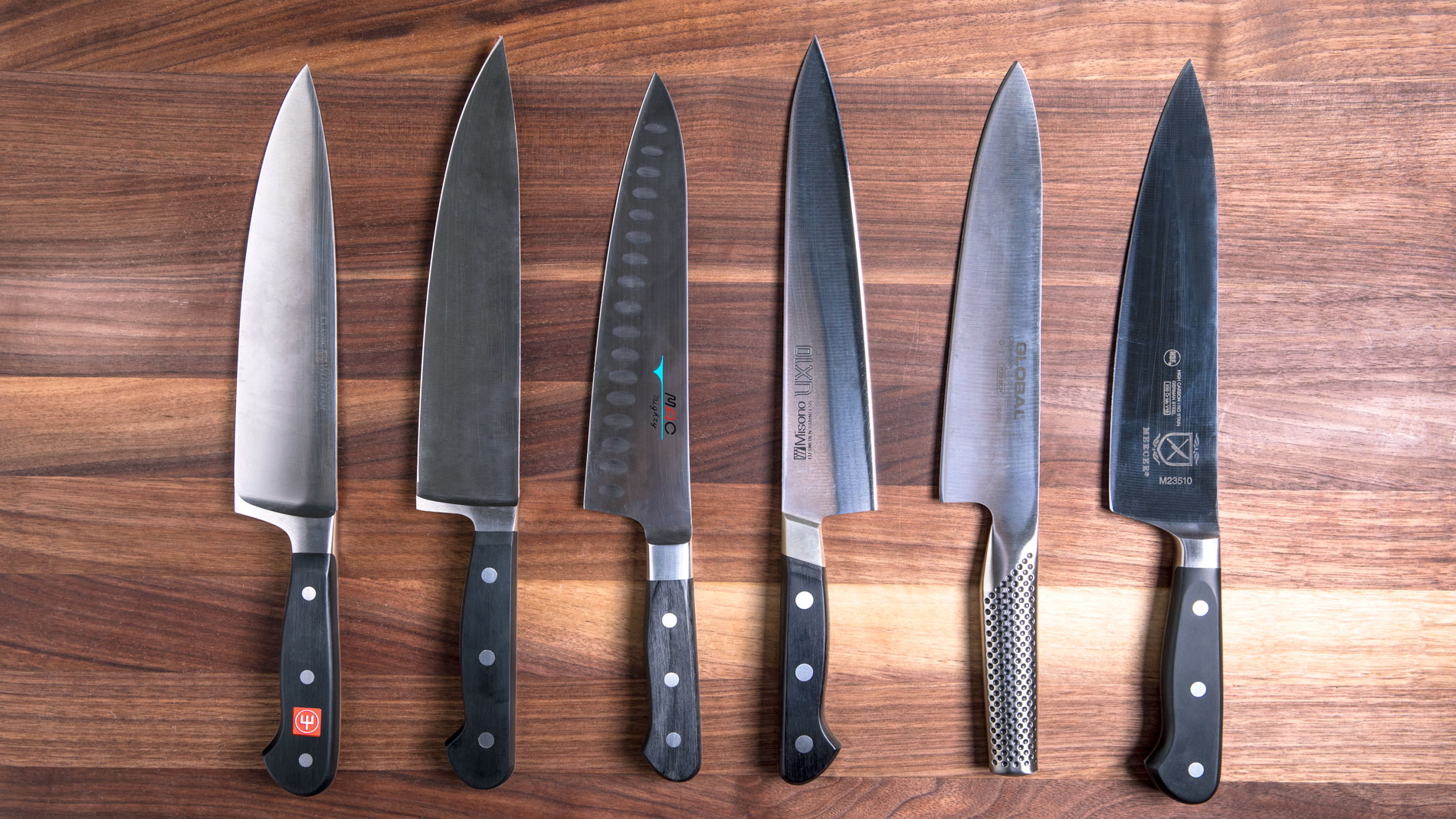 Best Forged Kitchen Knives