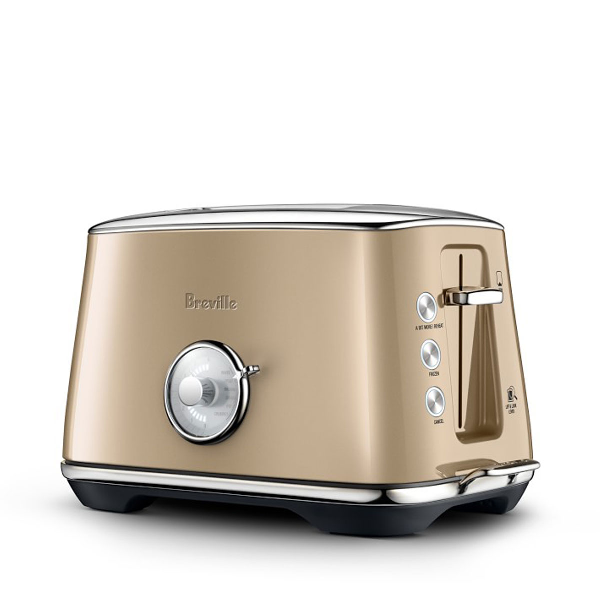 breville toaster in champagne