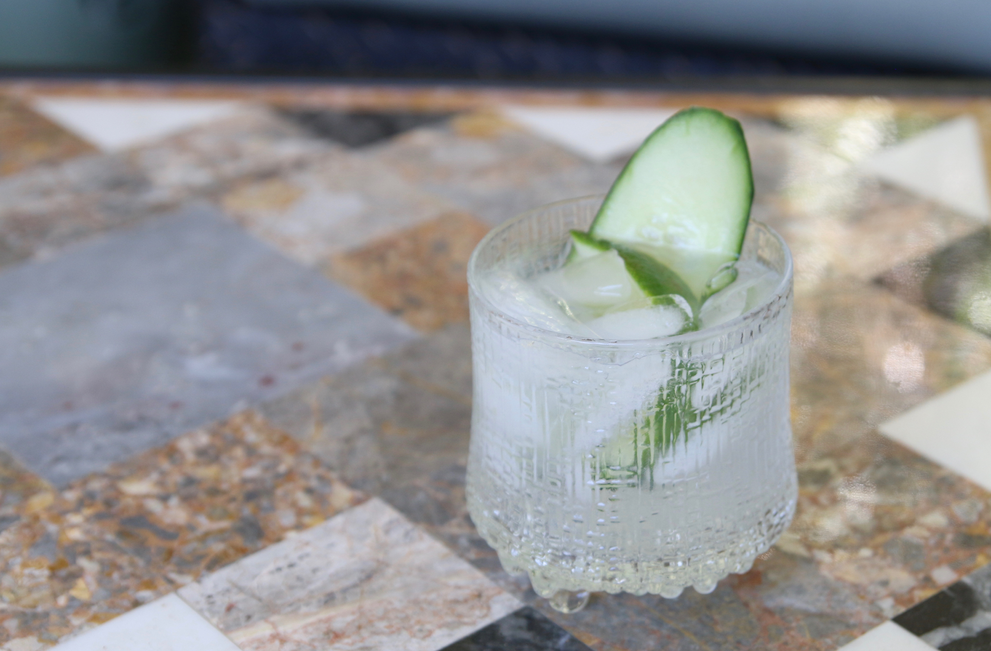 3 Refreshing Cocktail Recipes with Bottled Cucumber Tonic