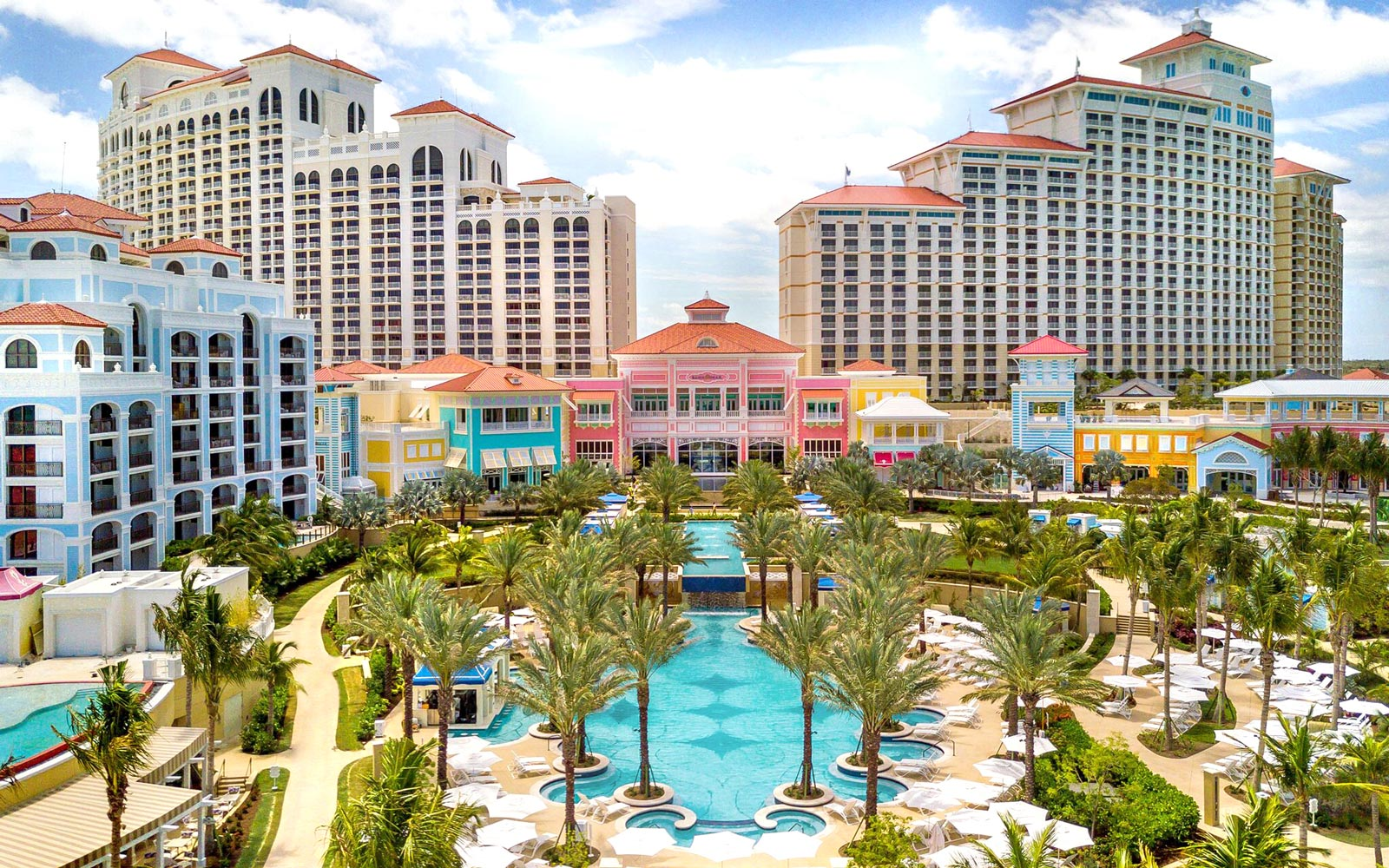 The Bahamas' Popular Baha Mar Is Open and It's Getting Guests Involved in Hurricane Dorian Relief Efforts