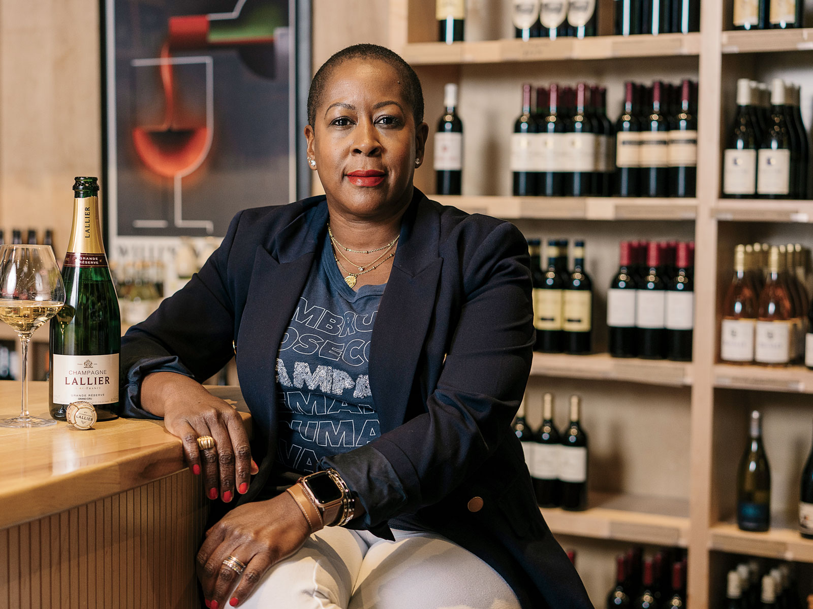 Writer Julia Coney on Demystifying Wine and Breaking Through Barriers