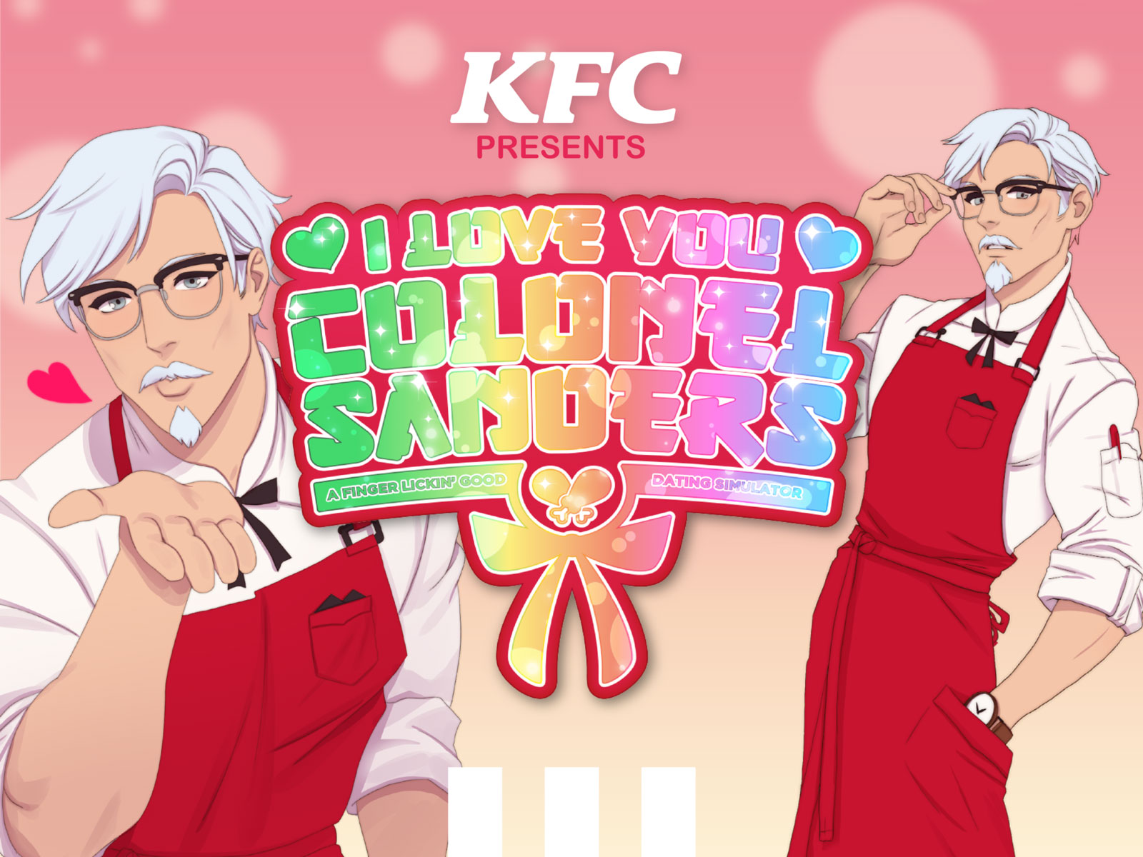 KFC's New Video Game Lets You Date Colonel Sanders