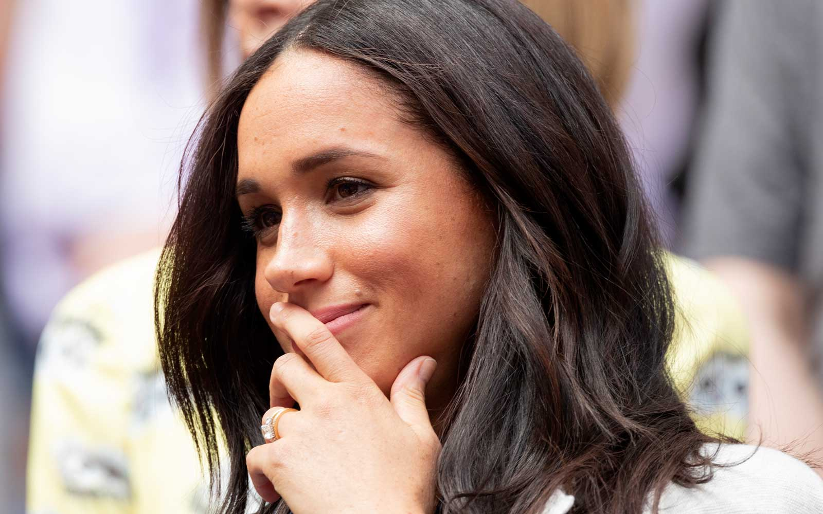 Meghan Markle Reportedly Took a Two-hour Class on How to Drink Tea Before Moving to England