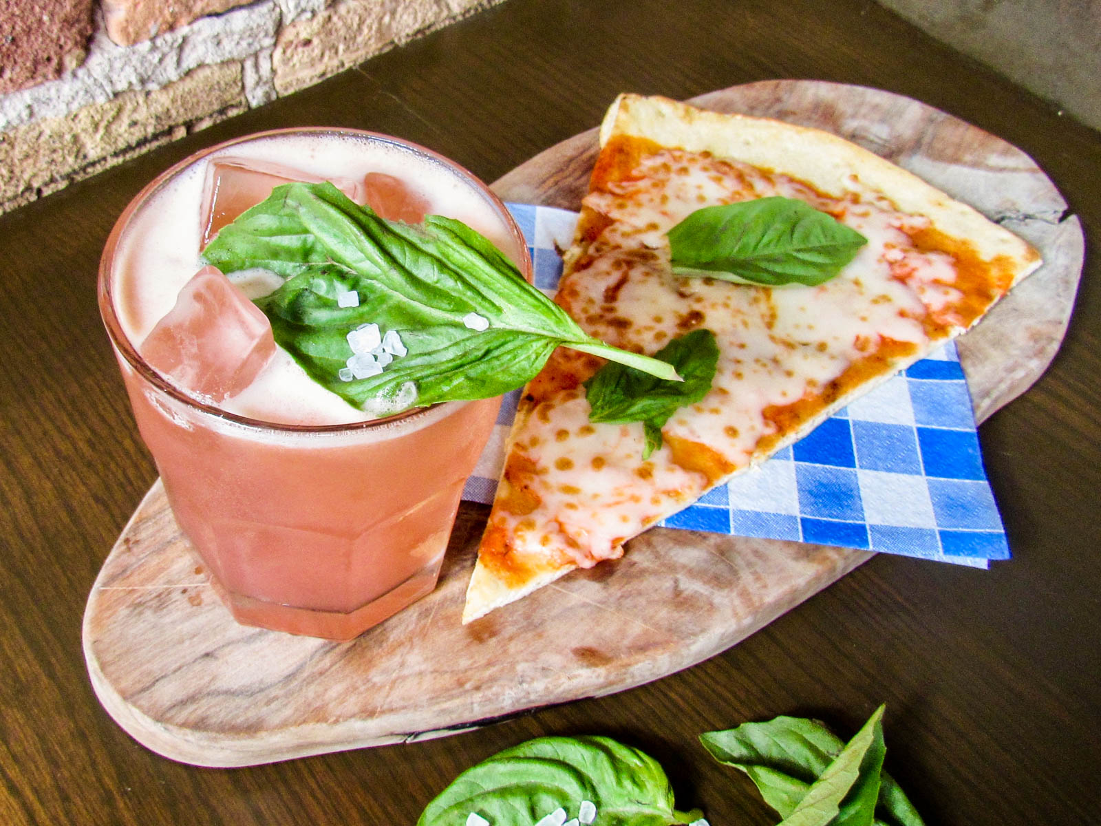 Chicago's Pizza Summit Features a 'Deep Dish Daiquiri' and Pepperoni-Infused Vodka