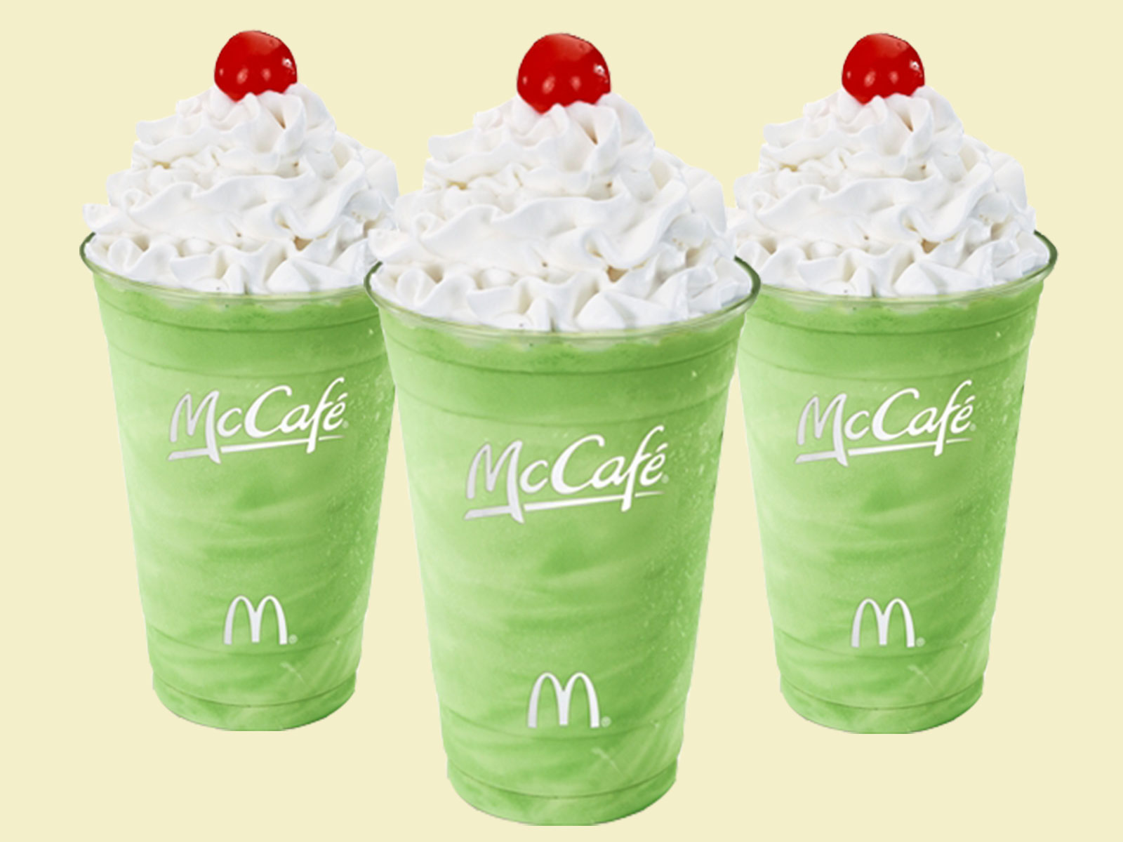 Why Philadelphia Gets the Shamrock Shake Twice Every Year