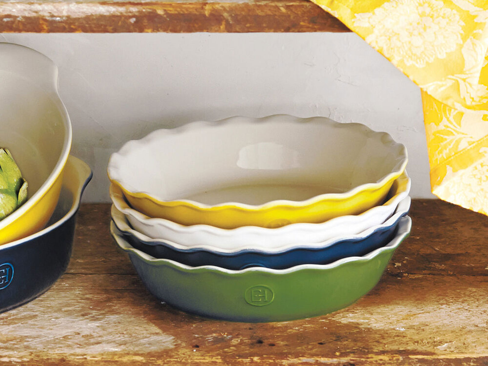 emile henry pie dishes