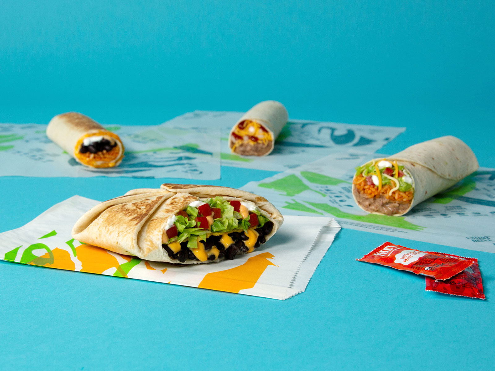 Taco Bell Adds Dedicated Vegetarian Menu Nationwide