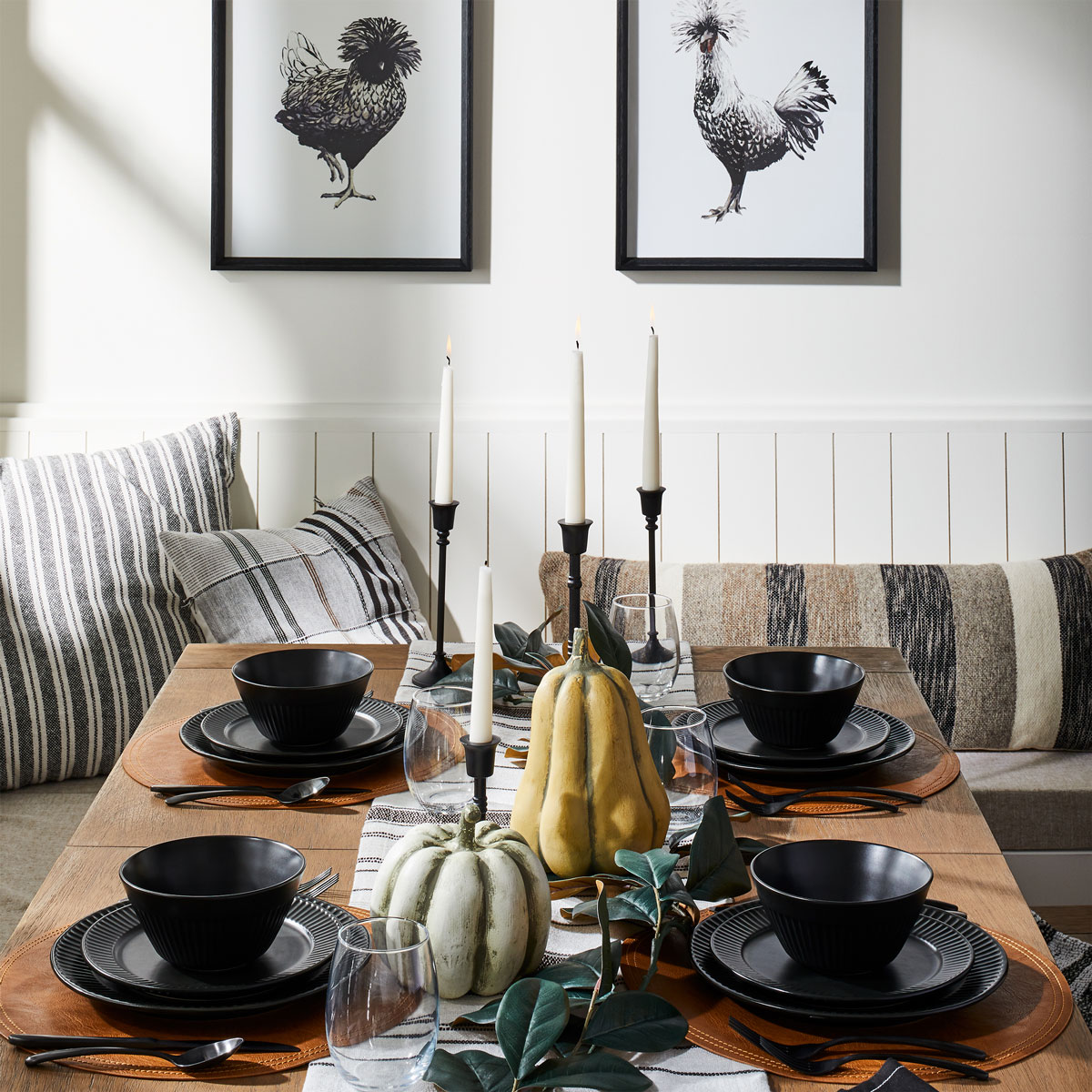 target fall dining table