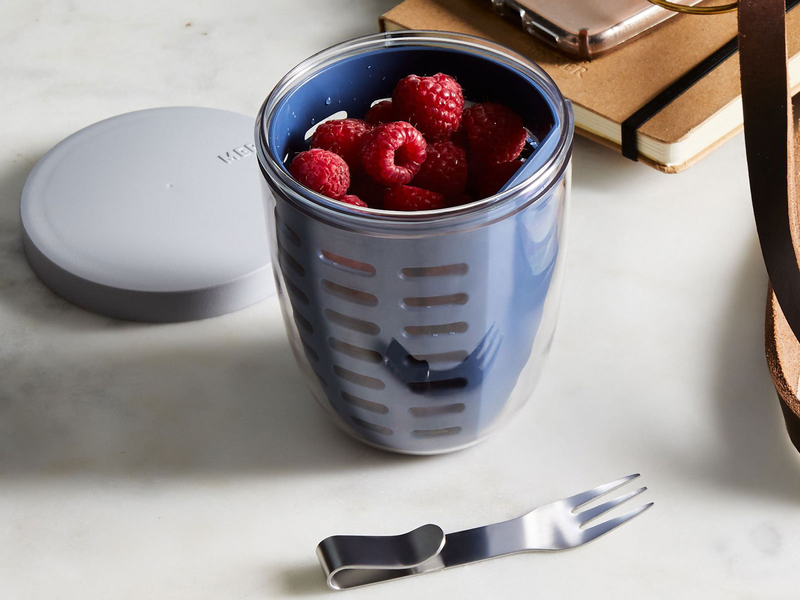 These Portable Produce Containers Will Keep Your Fruits and Veggies Fresh While on the Go