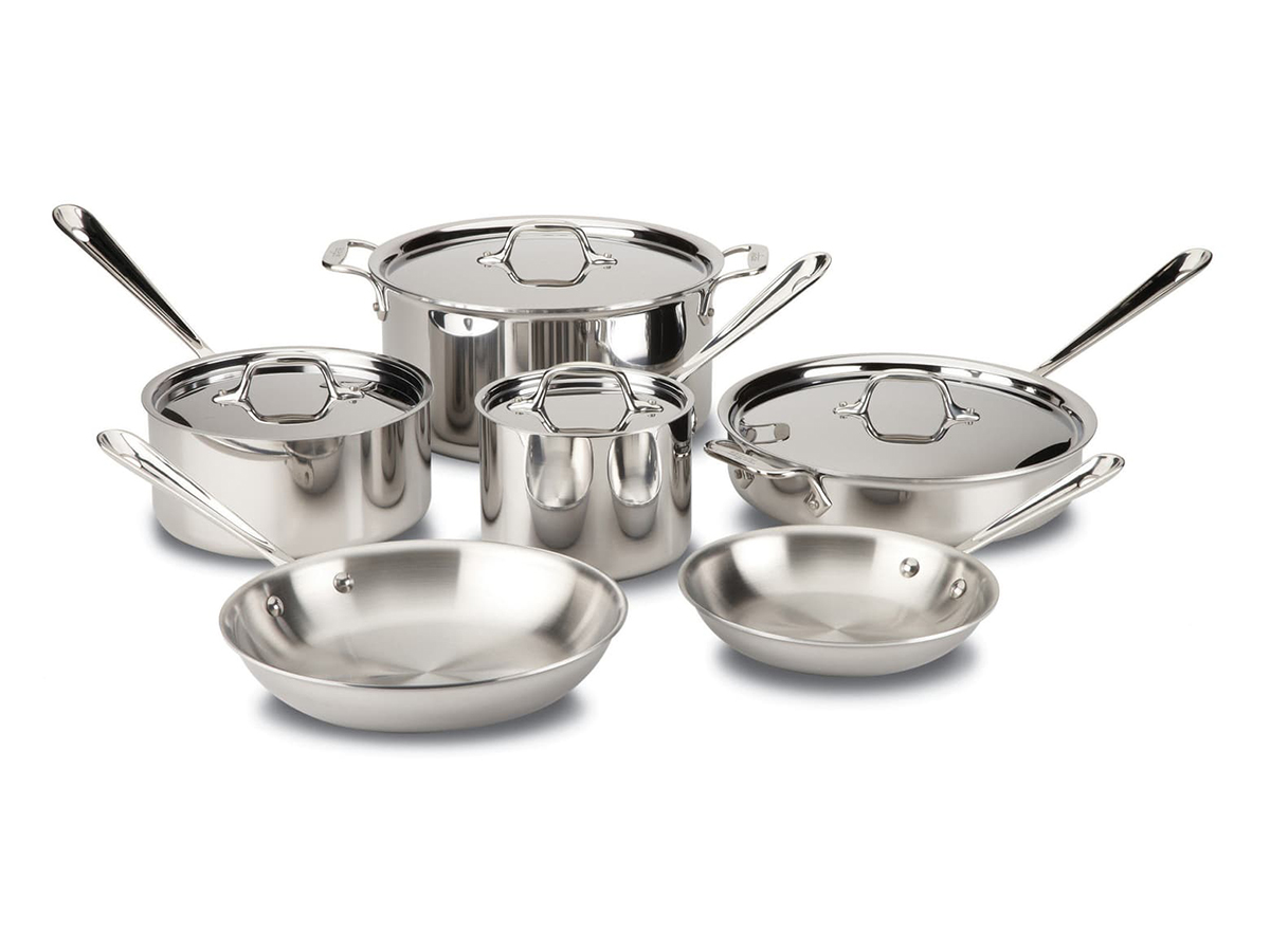 PSA: You Can Get Top-Rated All-Clad Cookware for Up to 45% Off Right Now