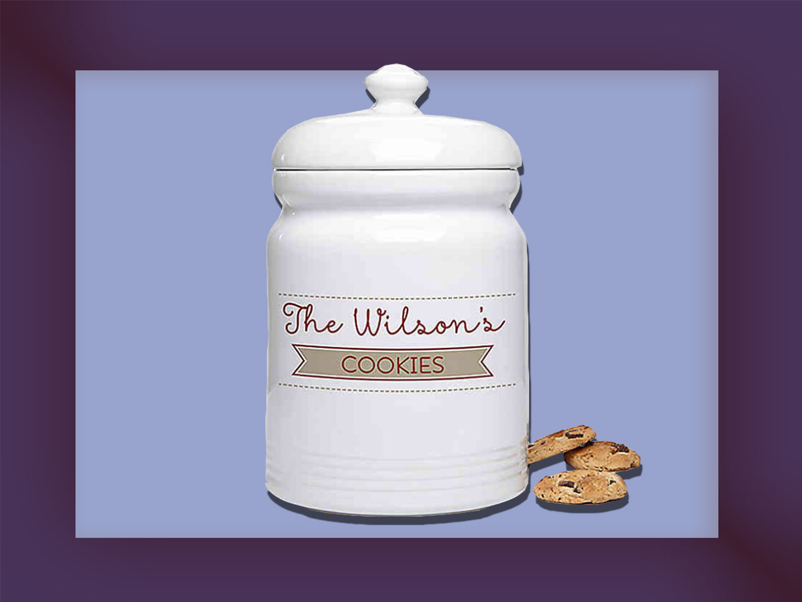 Bed Bath & Beyond Cookie Jar