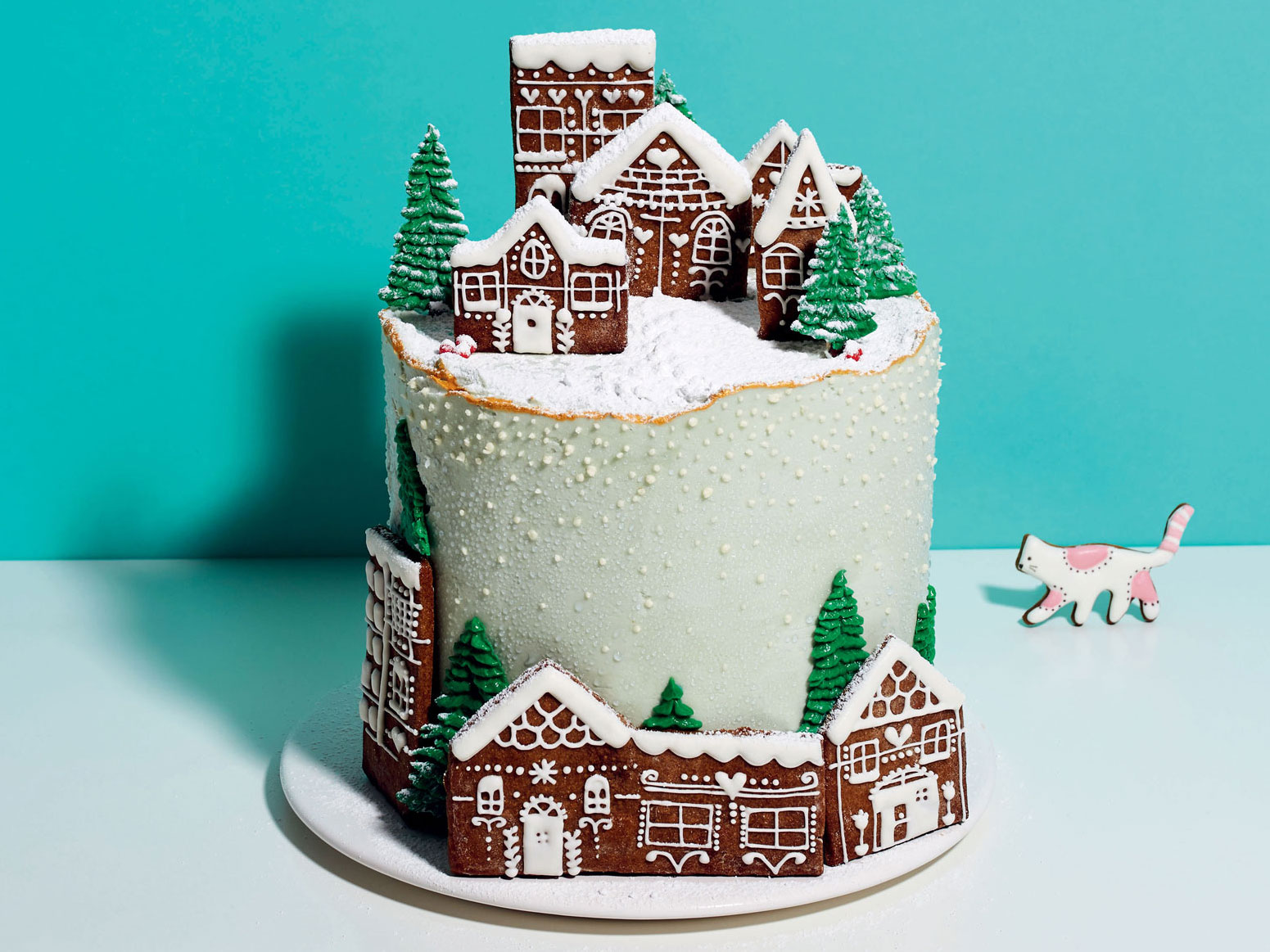 8 Magical Photos from 'Great British Baking Show' Finalist ...