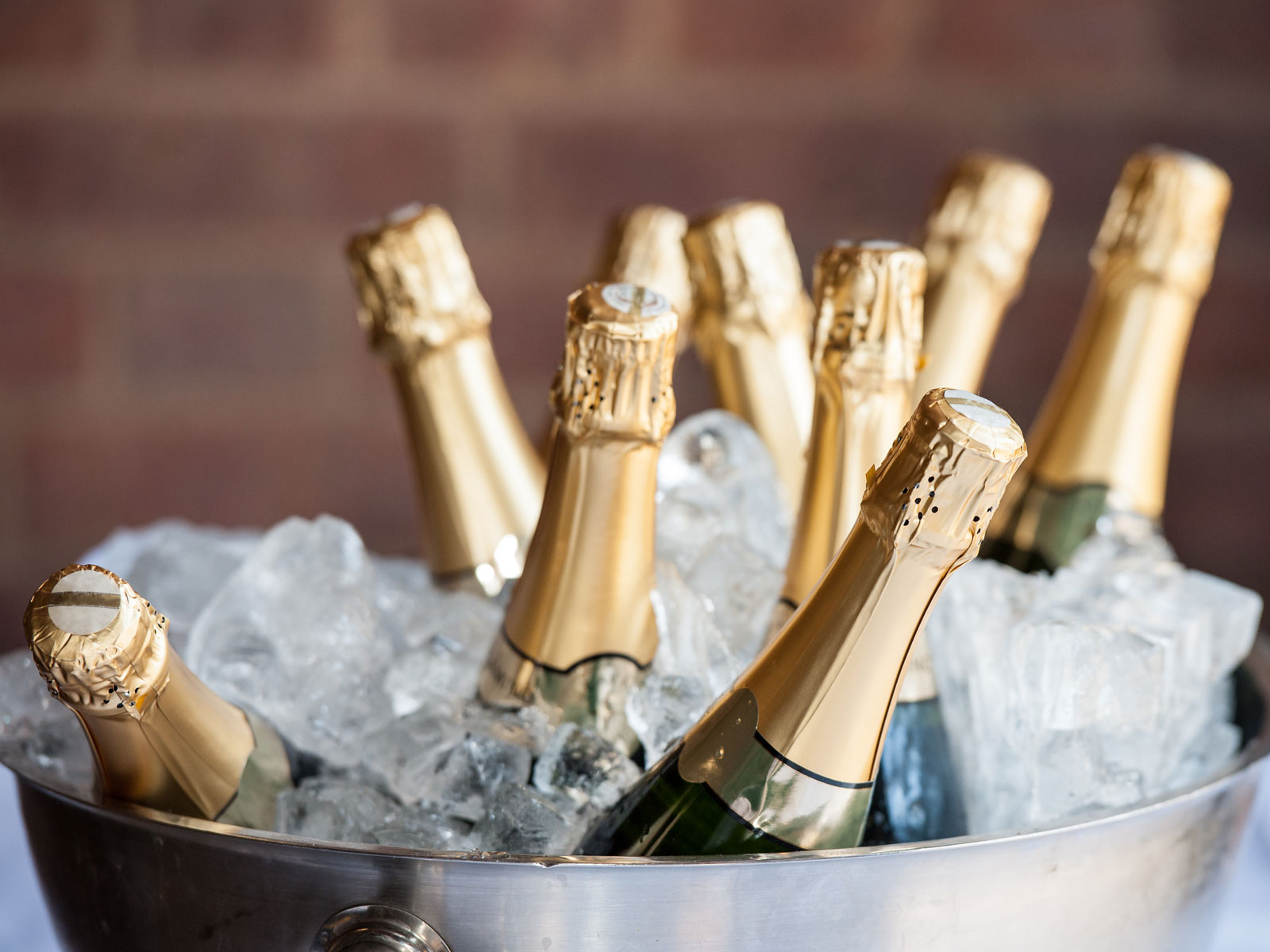 5 Places You Can Push a Button to Order Champagne