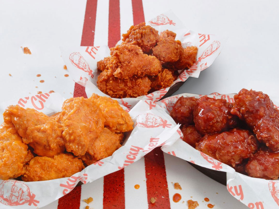 Kfc Relaunches Chicken Wings And They Re Very Good Food Wine