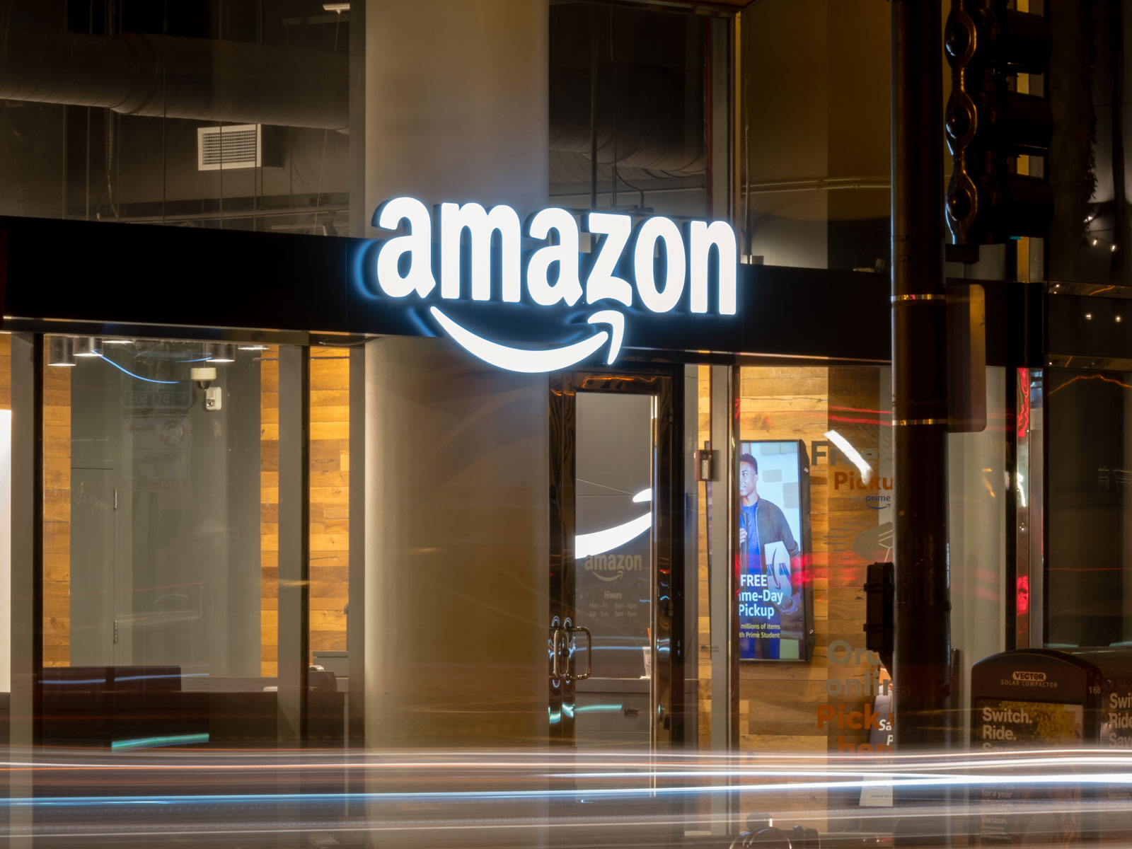 Everything We Know About Amazon's New Grocery Stores