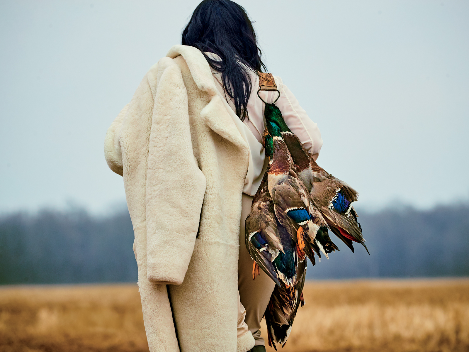 Angie Mar Duck Hunt