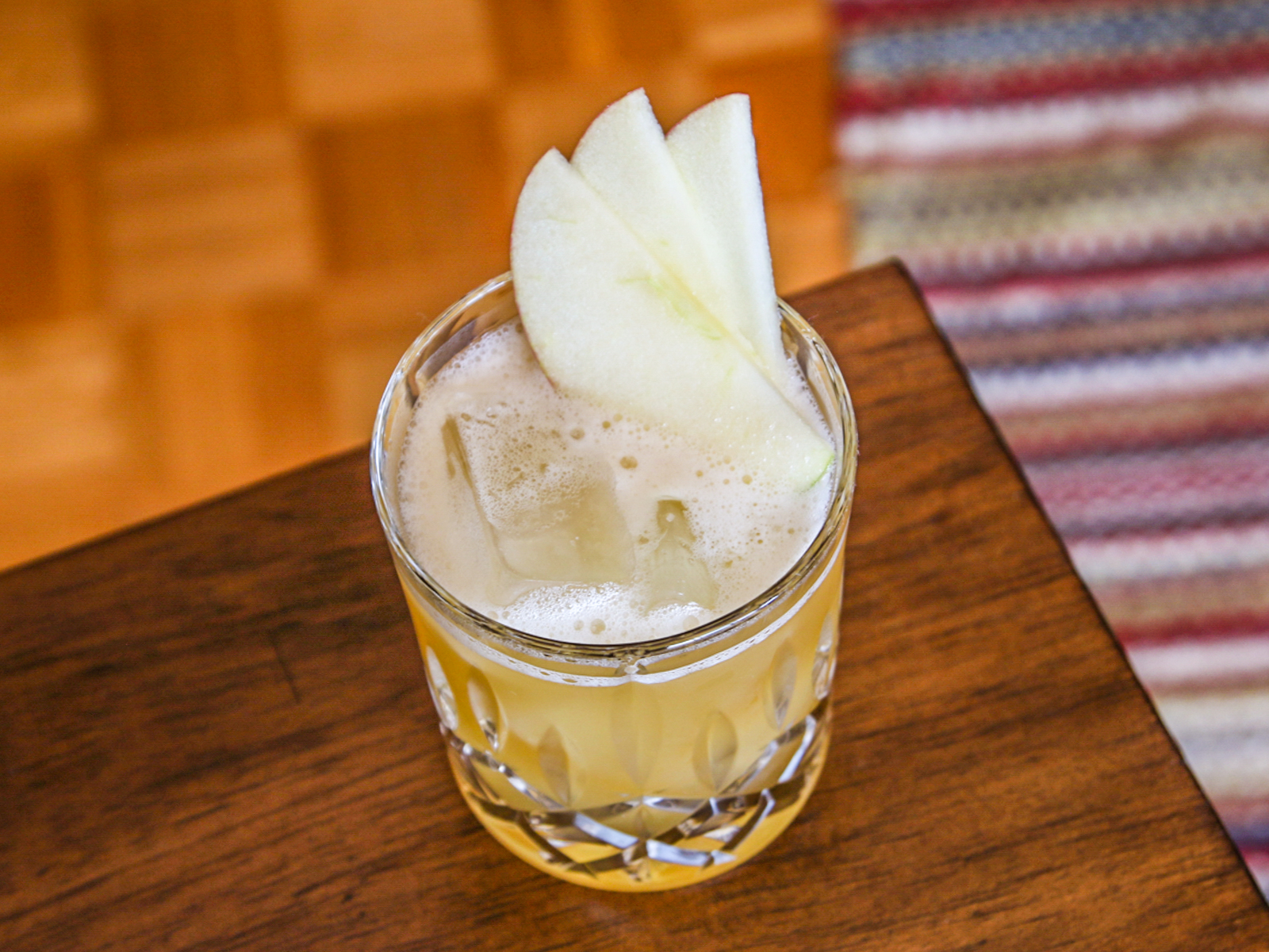 Apple Brandy Cocktail