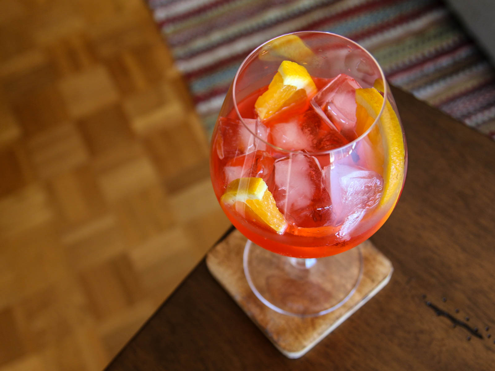 Campari Cocktails Spritz