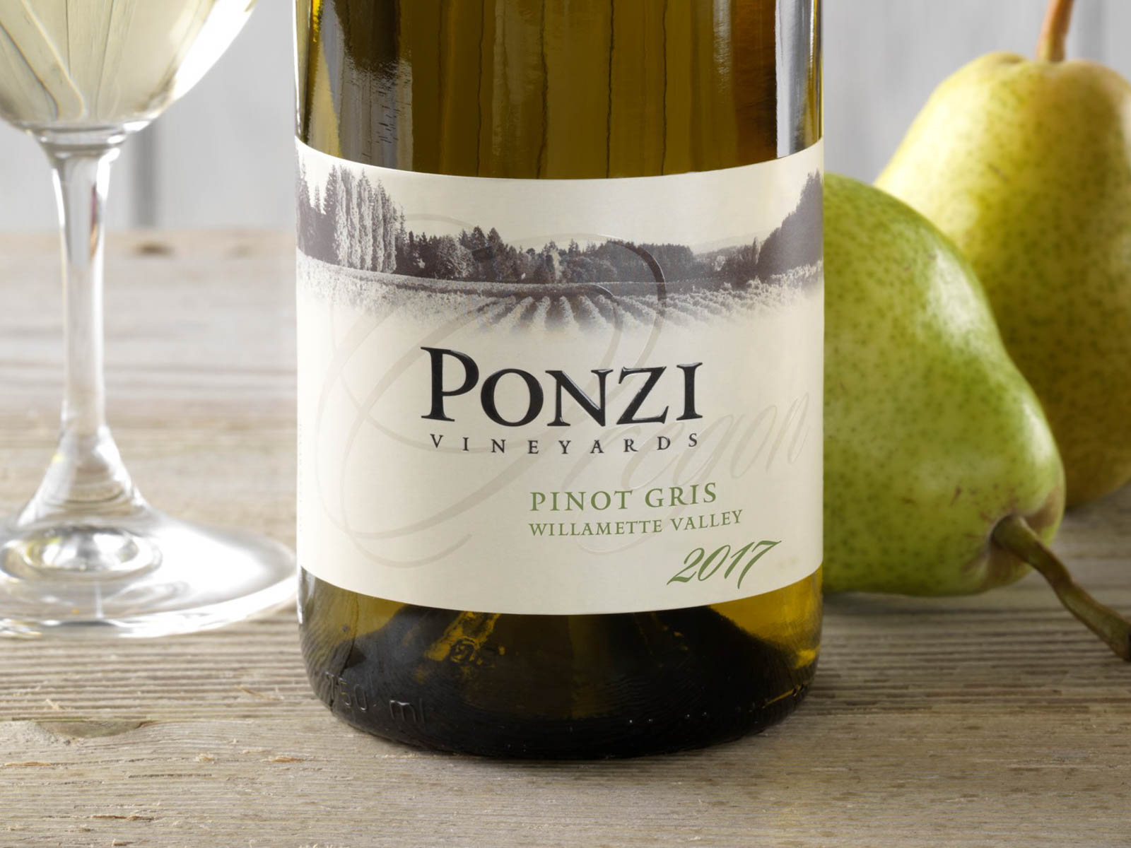 Cool Weather White Wines Ponzi Pinot Gris