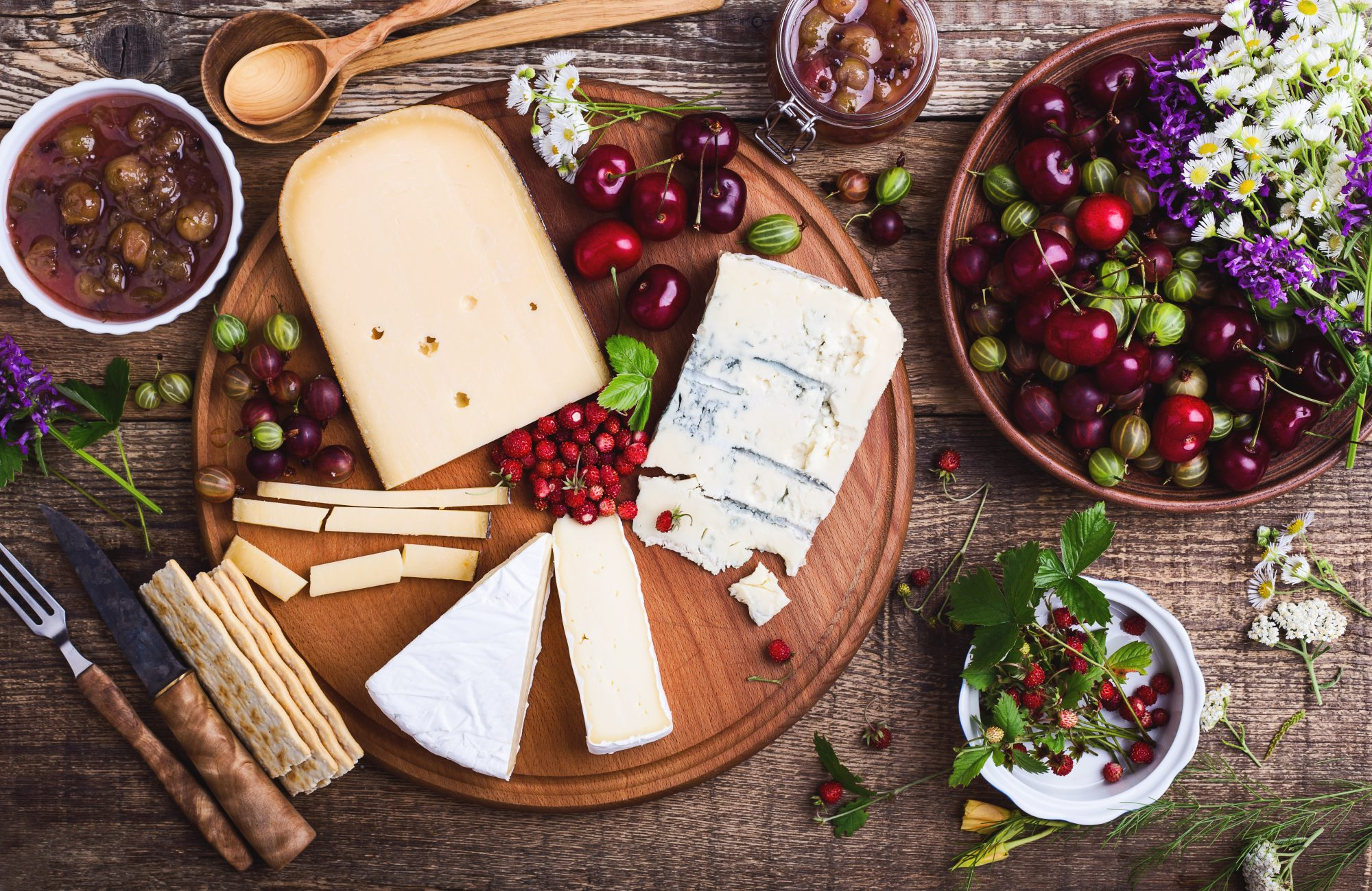 The Cheese Rinds You Can and Can't Eat Off a Charcuterie Board