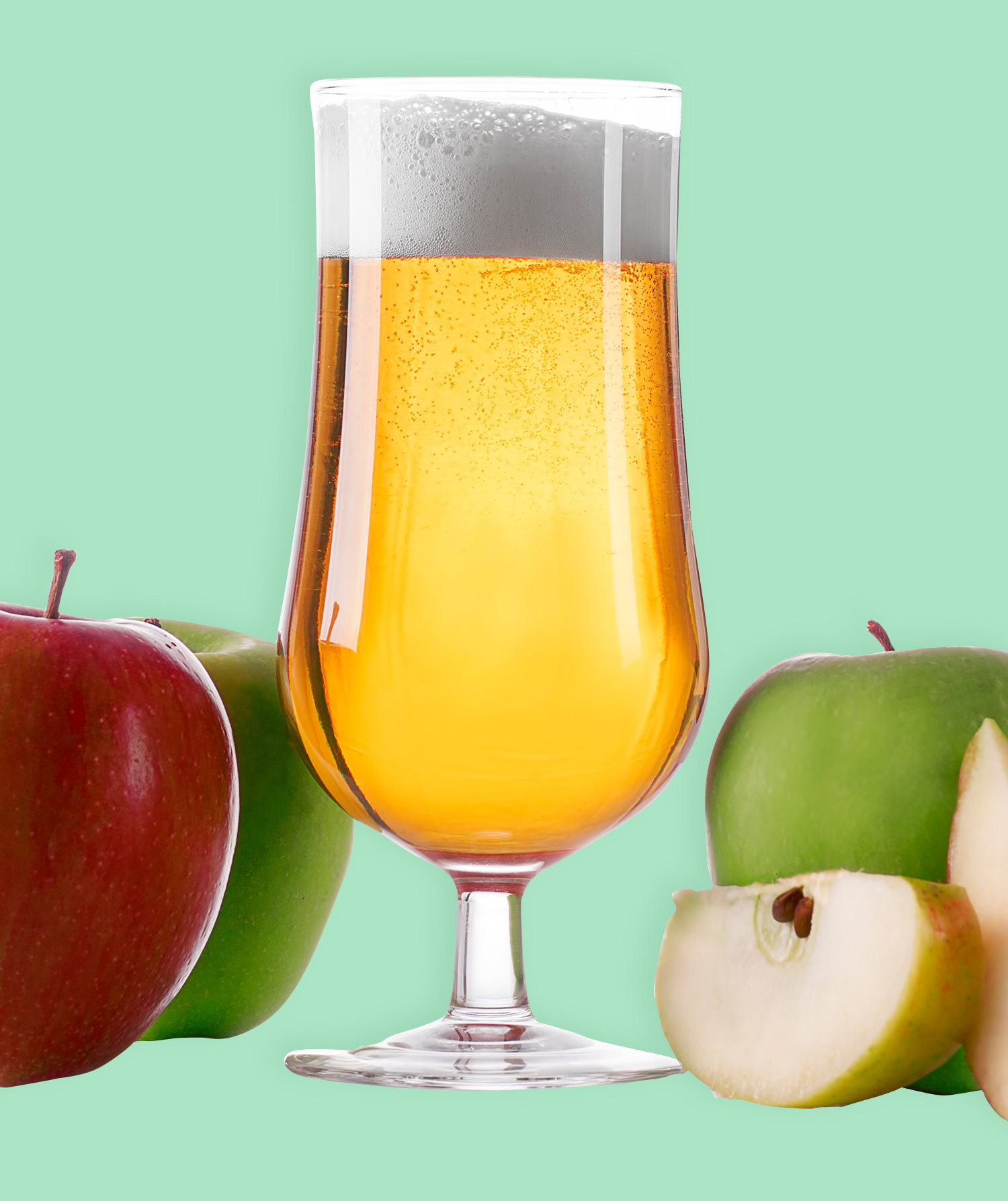 If Hard Apple Cider Is Your Favorite Fall Beverage, Here's What You Should Know