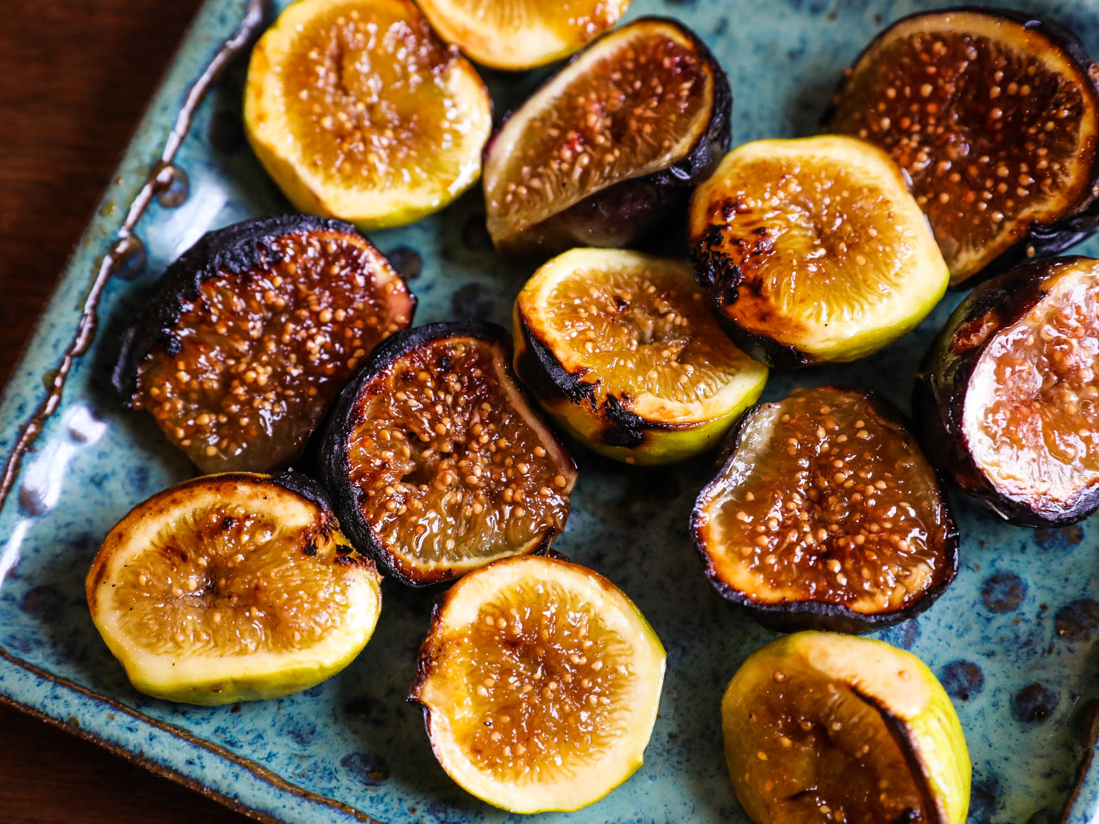 Broiled Figs Dessert