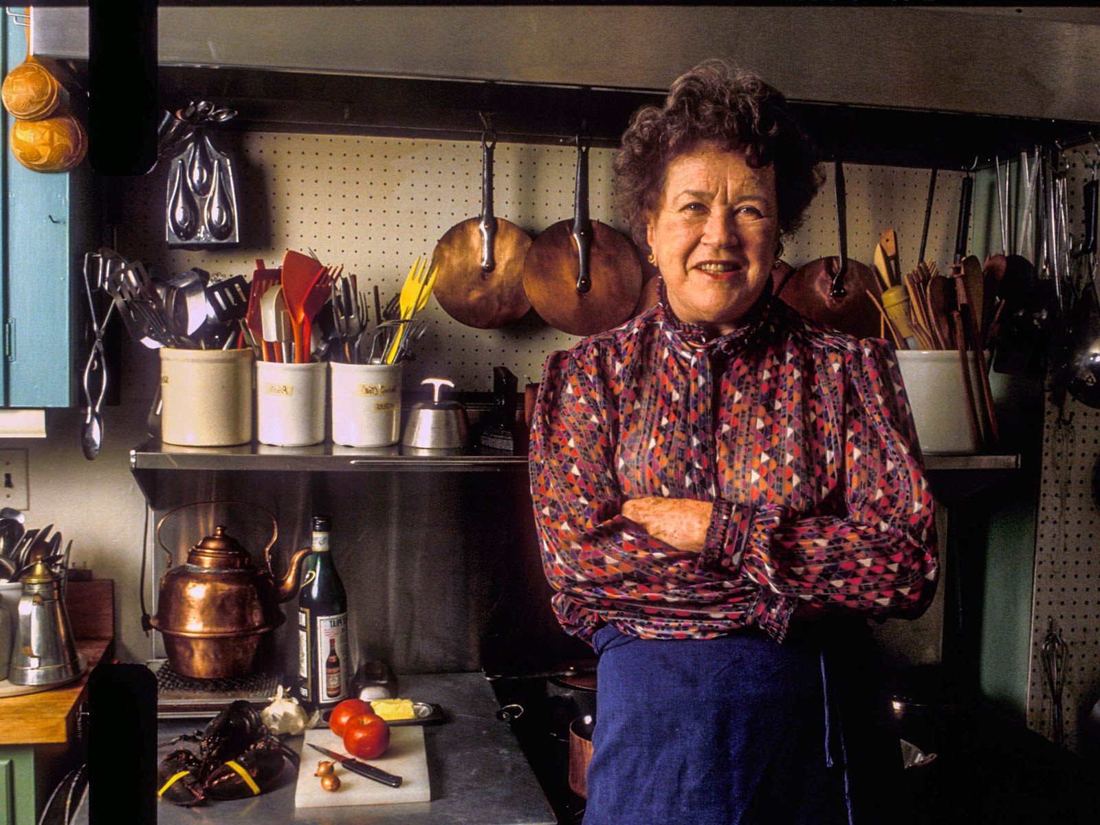 Julia Child Documentary