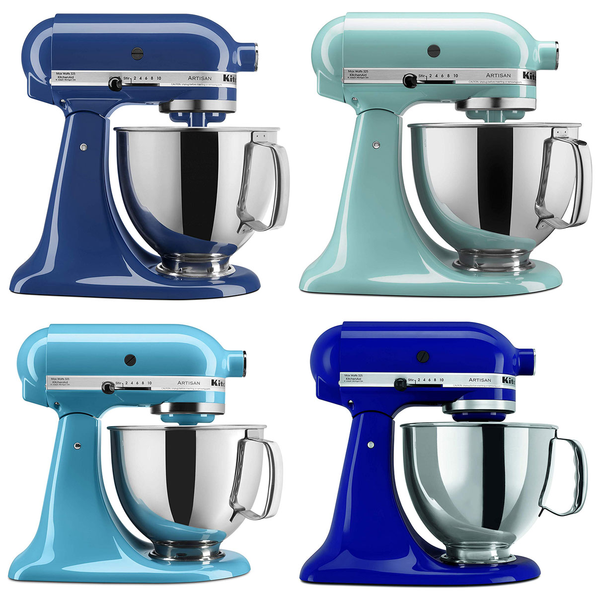 These KitchenAid Stand Mixer Colors Are 30% Off Right Now on Amazon