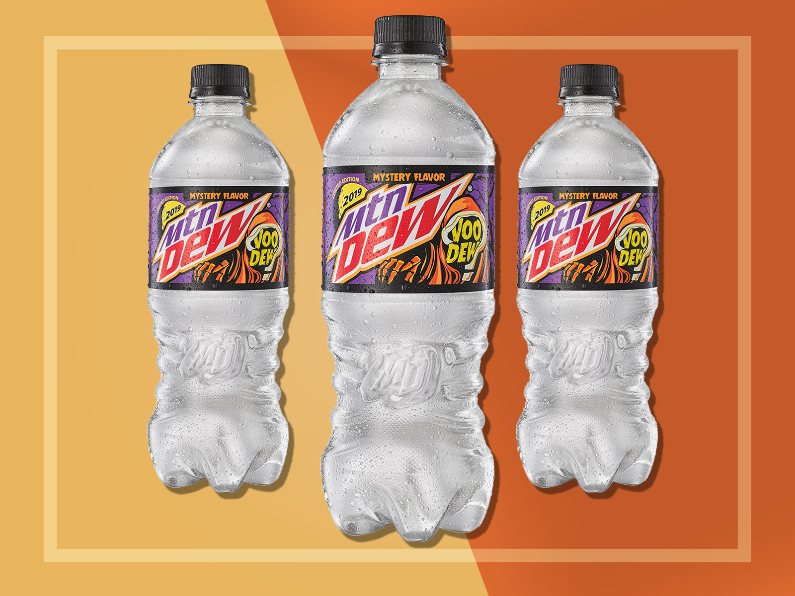 Mountain Dew Mystery Flavor