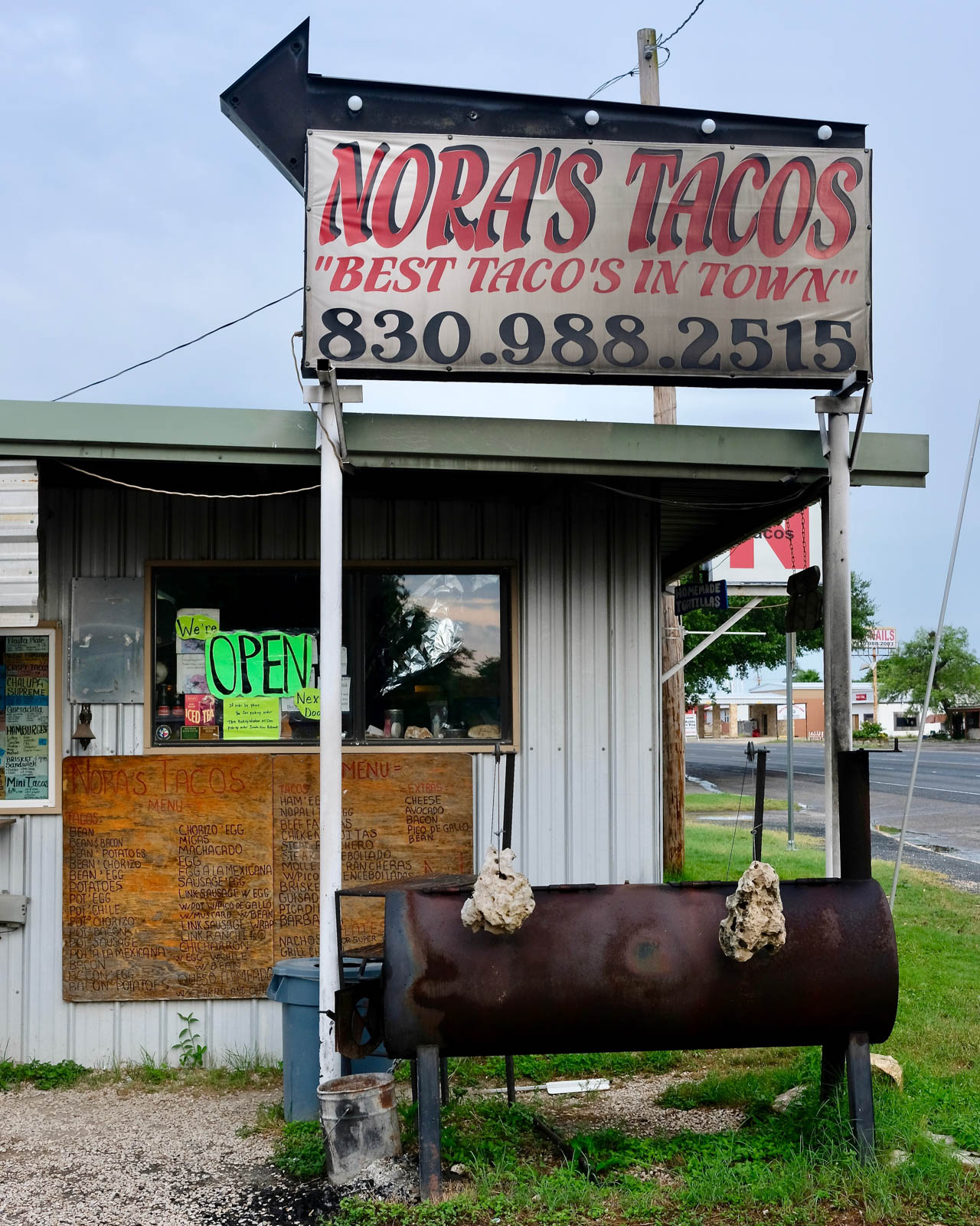Nora's Tacos