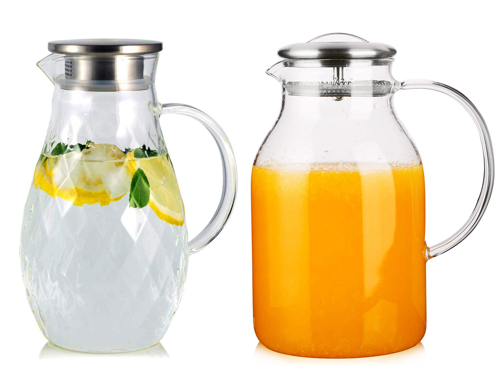 borosilicate pitchers