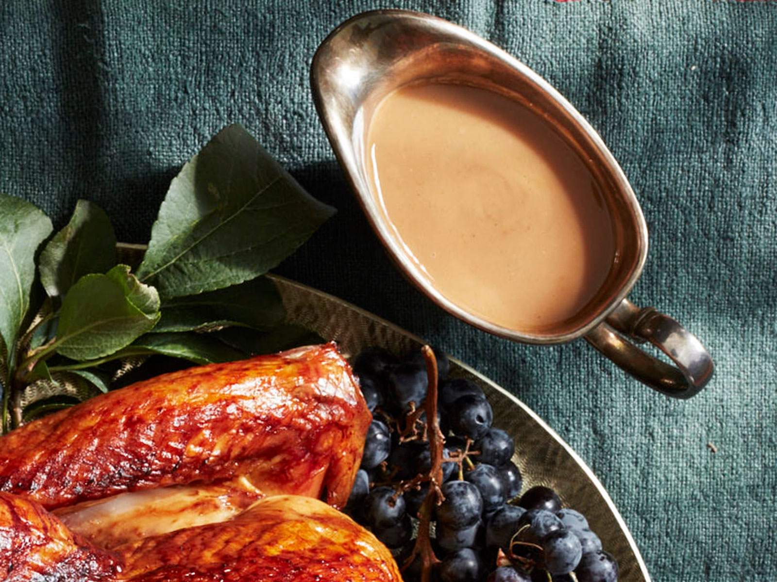 Red Wine Gravy Recipe