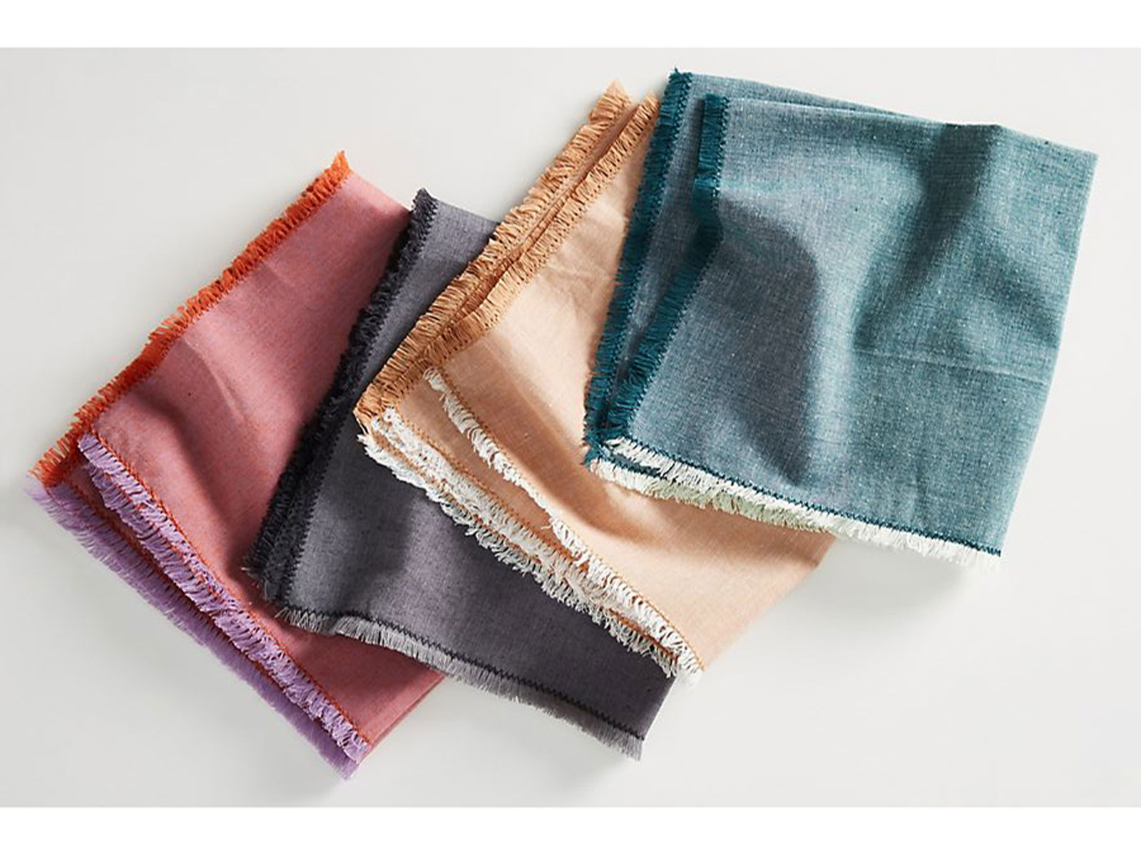 Anthropologie cloth napkins