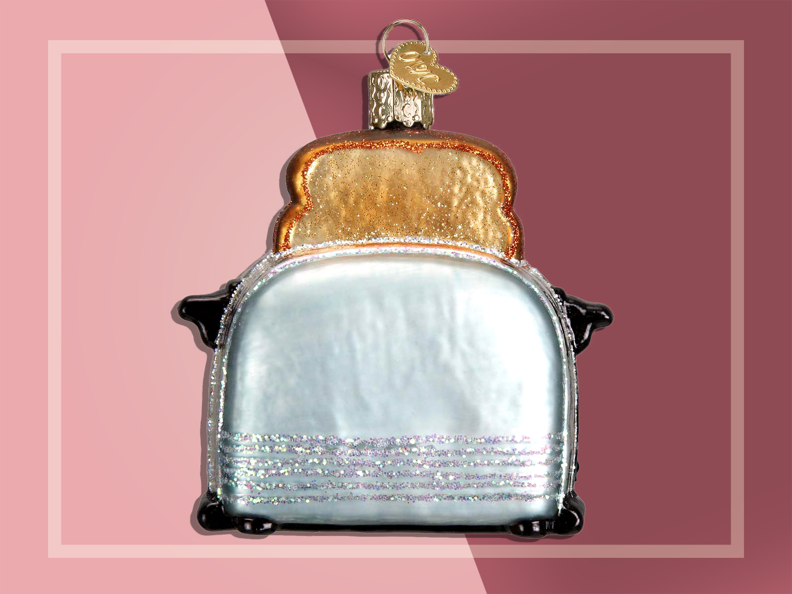 Toaster Ornament