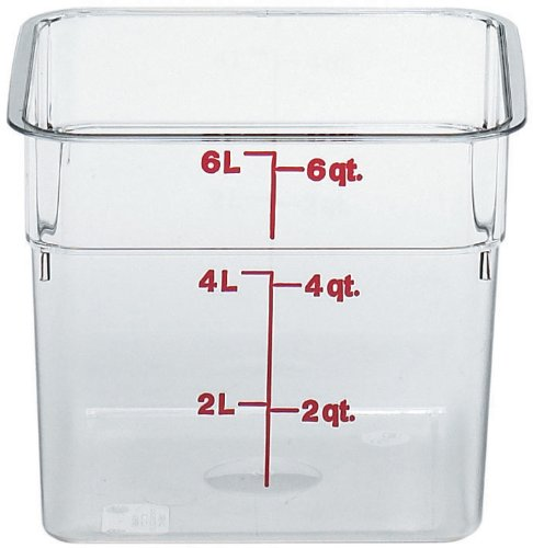 Cambro camsquare food container