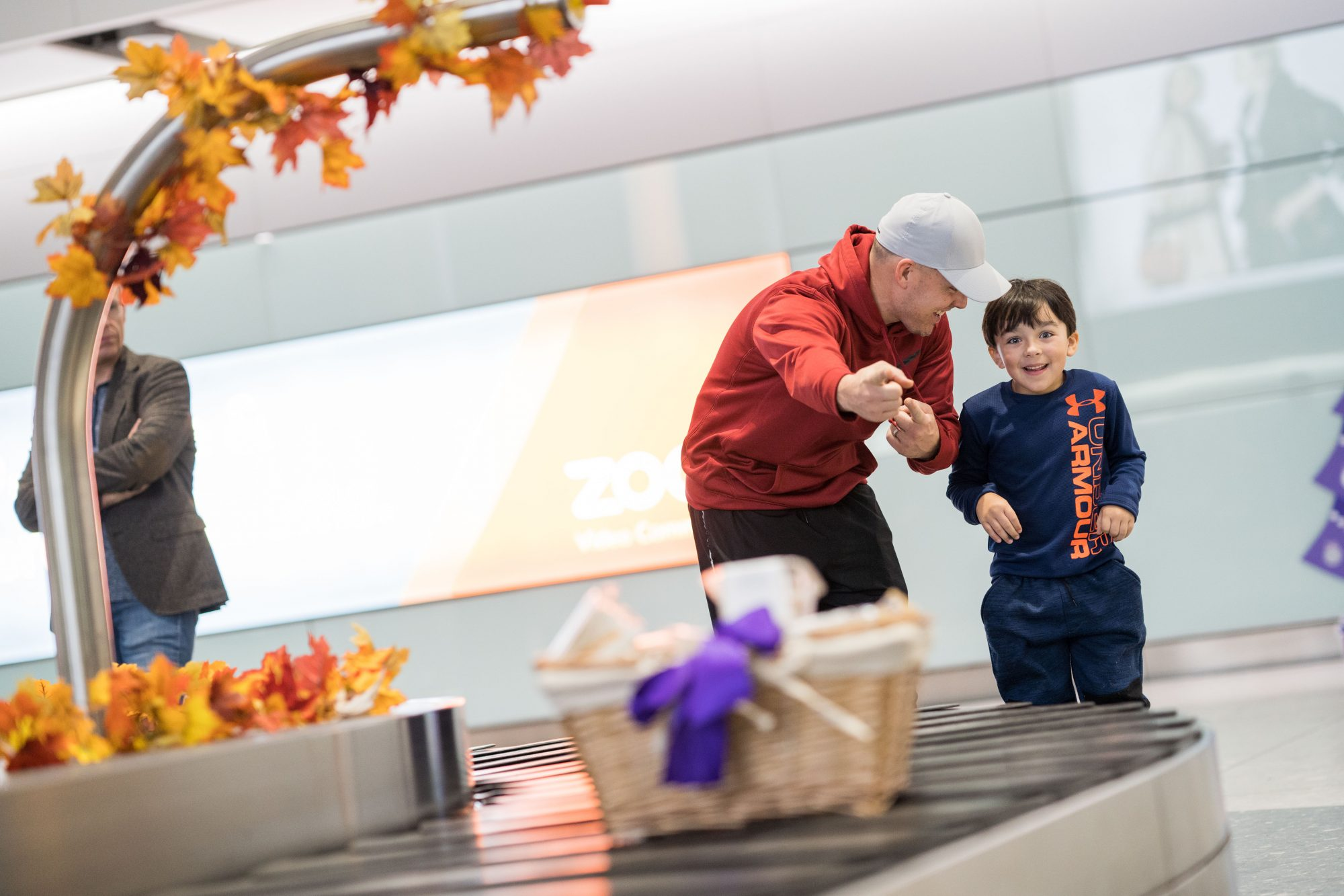 Heathrow Sent Pumpkin Pies Down the Baggage Carousel for American Expats