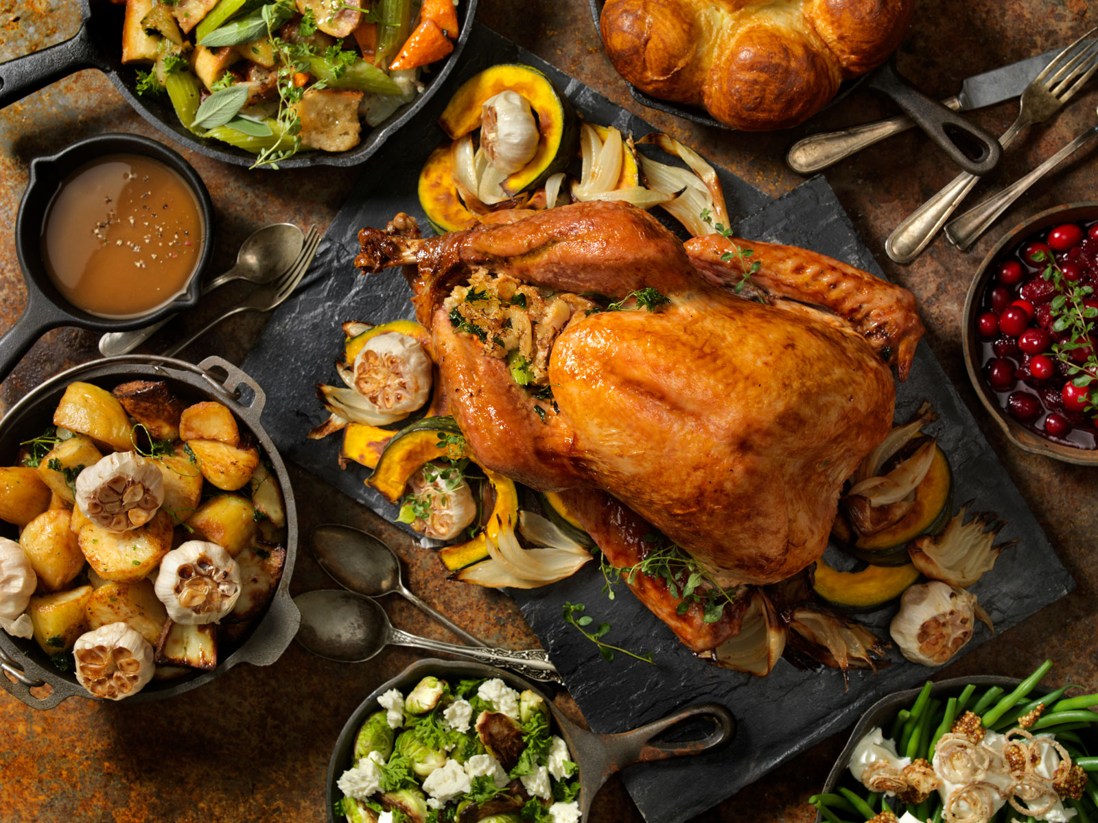 The Thanksgiving Dishes Americans Secretly Hate, According to Instacart