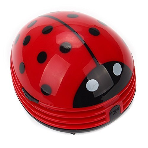 mini lady bug vacuum